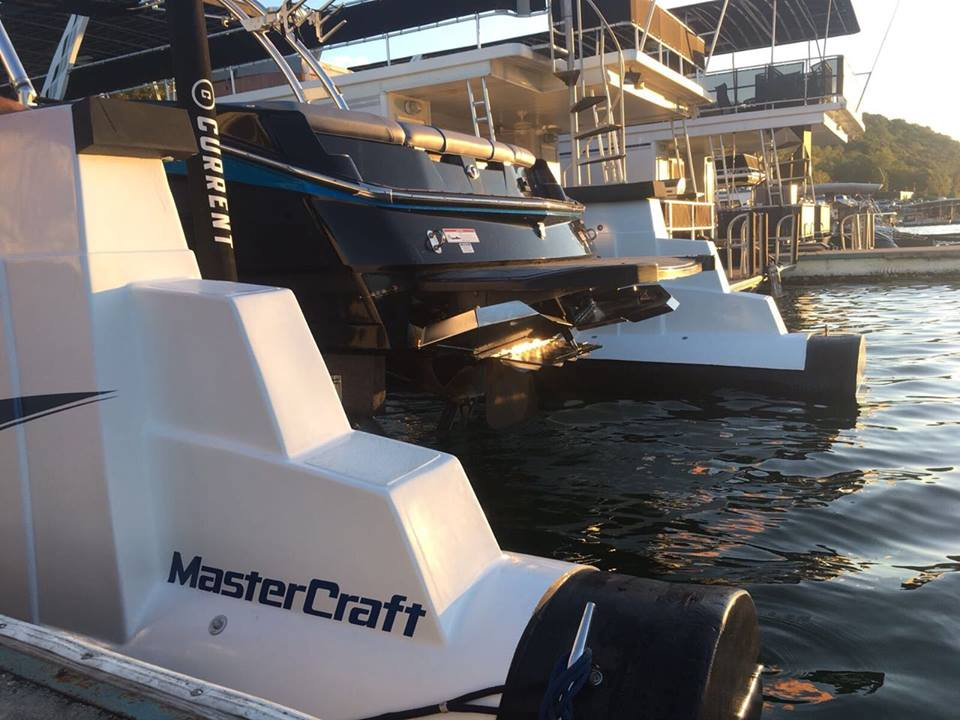 boat lift norris lake usa mastercraft 3